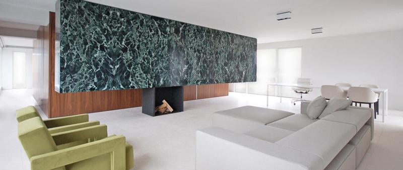 arquitectura, arquitecto, diseño, interiorismo, interior, De Meester Vliegen Architecten, atico, apartamento