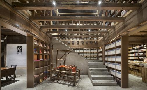 arquitectura_azl_librairie_avant-garde_hall biblio