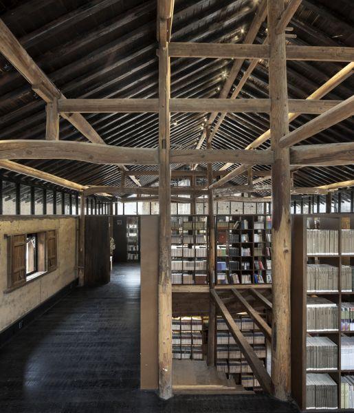 arquitectura_azl_librairie_avant-garde_planta superior