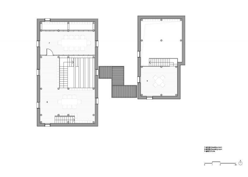 arquitectura_azl_librairie_avant-garde_planta 1