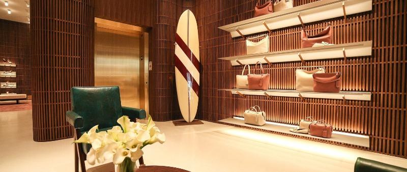arquitectura, arquitecto, interiorismo, diseño, interior, design, David Chipperfield, Bally, boutique, negocio, tienda, Beverly Hills, Los Ángeles