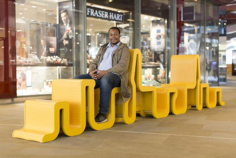 arquitectura_bancos londres festival_A Bench for Everyone