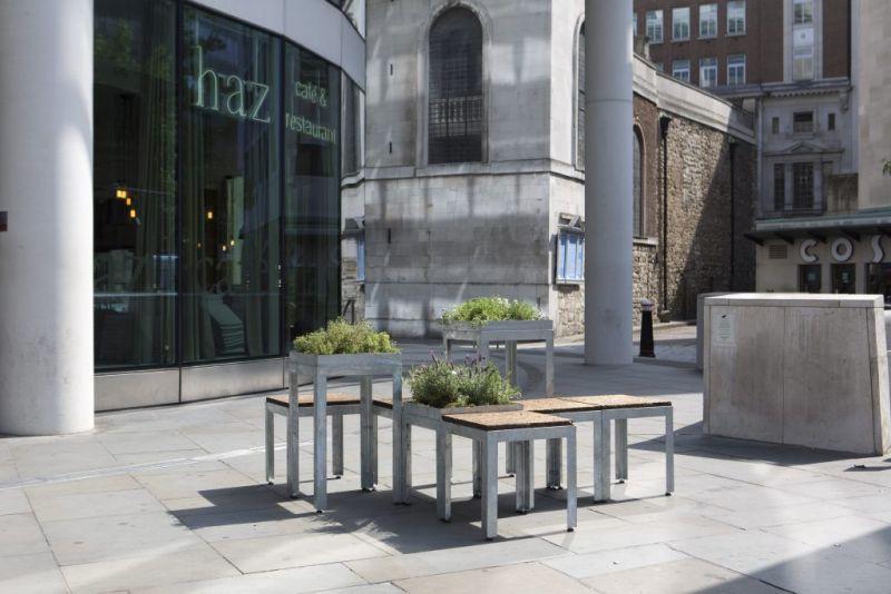 arquitectura_bancos londres festival_The Garden Bench