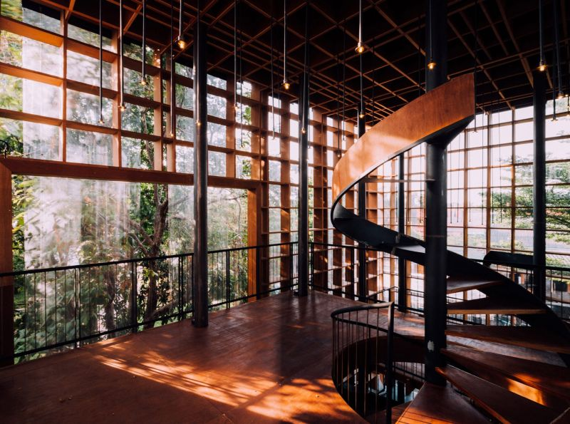 arquitectura_bangkok project studio_plataforma
