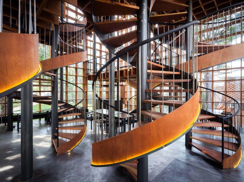 arquitectura_bangkok project studio_escaleras
