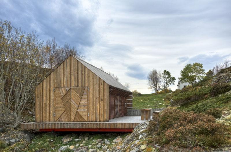 Arquitectura_barco casa TYIN tegnestue _vista alzado transversal
