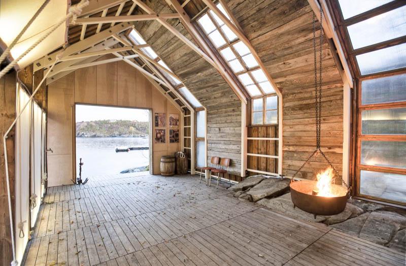 Arquitectura_barco casa TYIN tegnestue _interior de casa vacacional