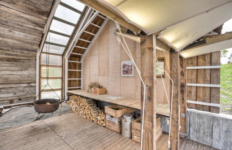 Arquitectura_barco casa TYIN tegnestue _vista de lucernarios