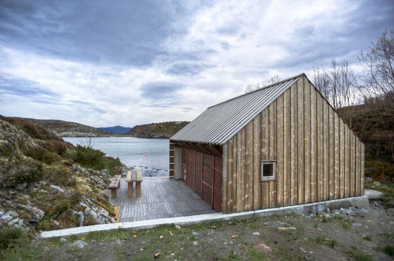 Arquitectura_barco casa TYIN tegnestue _vista del alzado lateral 2