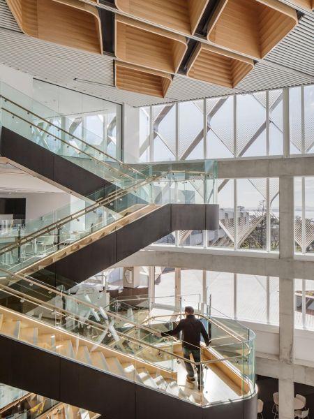 arquitectura_BARWON WATER_ det escalera