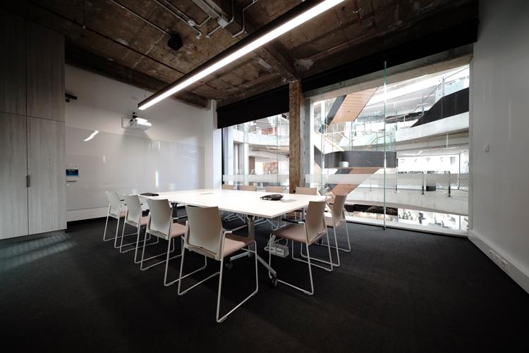 arquitectura_BARWON WATER_ sala reunión
