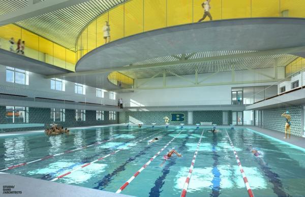 arquitectura_Beloit Powerhouse_piscina y pistas