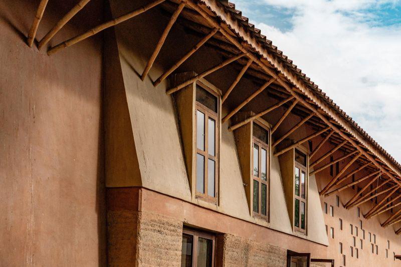 arquitectura_biblioteca Nepal_ fachada