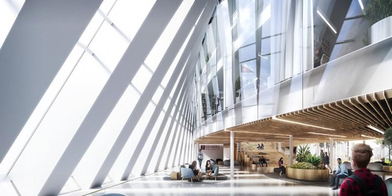 arquitectura_BIG_espacio interior acceso