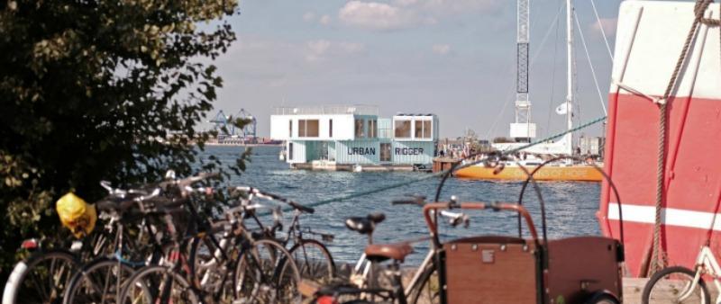 arquitectura, arquitecto, diseño, design, sostenible, sostenibilidad, ecología, contenedores marítimos, BIG architecture, Copenhague, Dinamarca, vivienda, apartamento, estudiantes, joven, residencia