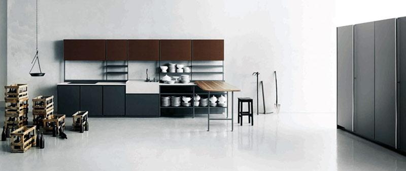 arquitectura, diseño, Patricia Urquiola, Boffi, cocina, design