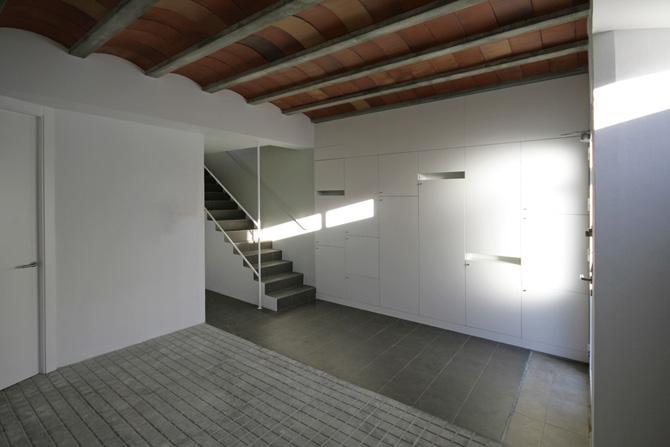 arquitectura_briq arquitectos_edificio san pedro_acabados interiores