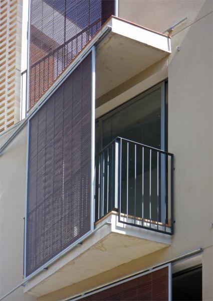 arquitectura_briq arquitectos_edificio san pedro_detalle paneles madera