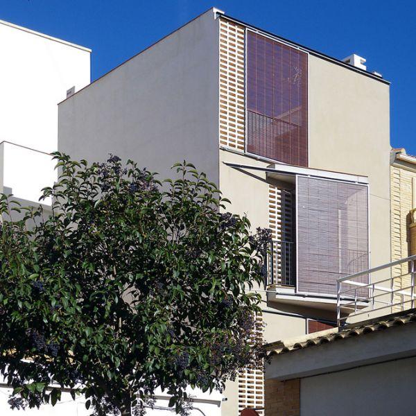 arquitectura_briq arquitectos_edificio san pedro_fachada
