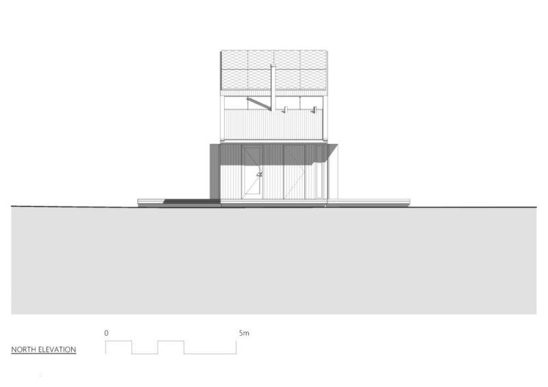 arquitectura_Bruny island_alzado