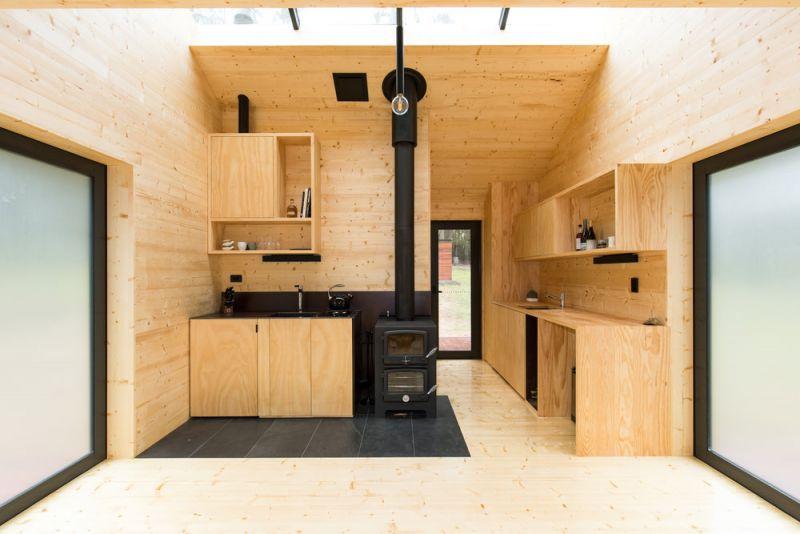 arquitectura_Bruny island_cocina