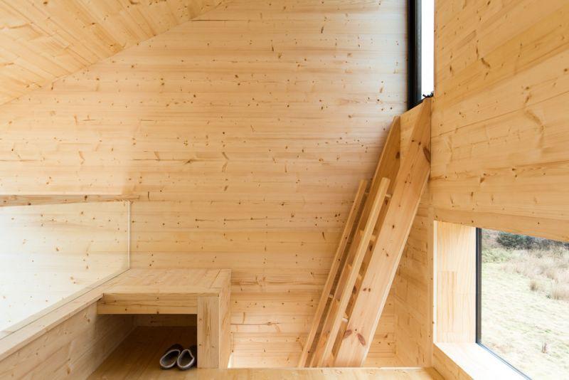 arquitectura_Bruny island_dormitorio