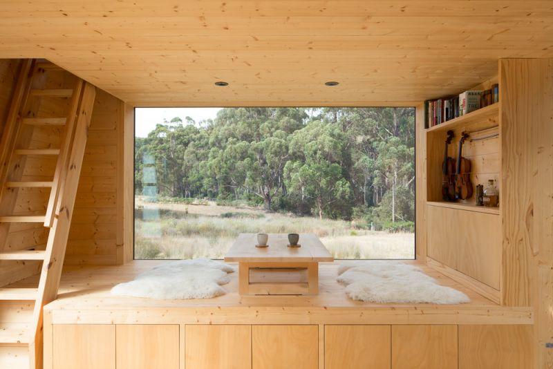 arquitectura_Bruny island_salón