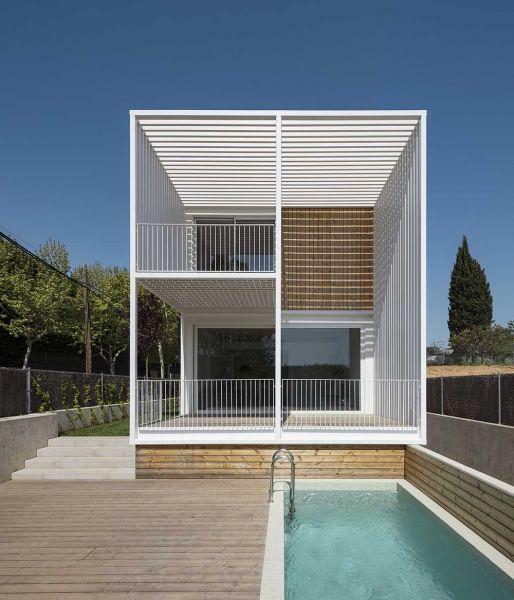 arquitectura BXD Arquitectura casa MG fotografía Alejo Bagué frontal