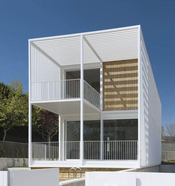 arquitectura BXD Arquitectura casa MG fotografía Alejo Bagué fachada principal