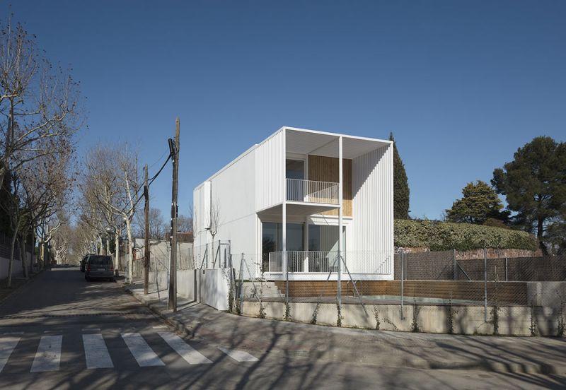 arquitectura BXD Arquitectura casa MG fotografía Alejo Bagué parcela