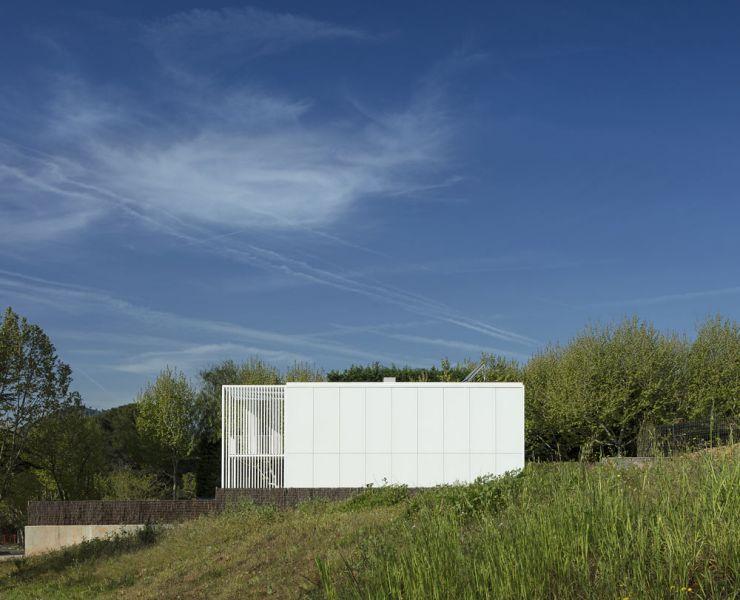 arquitectura BXD Arquitectura casa MG fotografía Alejo Bagué lateral