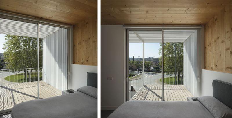 arquitectura BXD Arquitectura casa MG fotografía Alejo Bagué habitacion