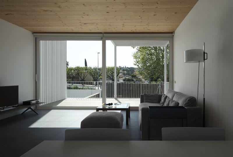 arquitectura BXD Arquitectura casa MG fotografía Alejo Bagué salon