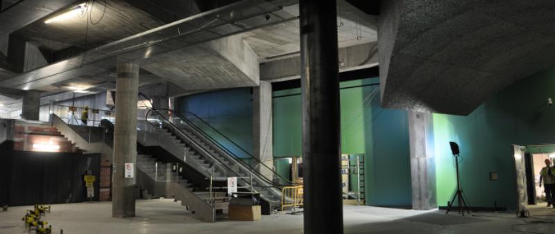 arquitectura, arquitecto, diseño, design, Centro Cultural Caixaforum , Sevilla, FSB, herrajes, edificación, España, proyecto, inox, manillas