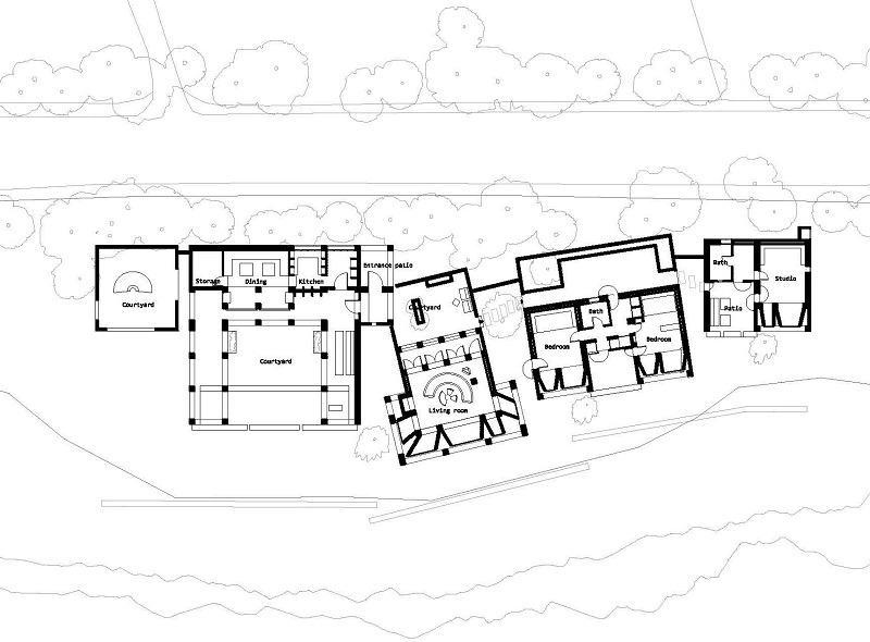 El arquitecto que amó Mallorca. Can Lis, en Porto Petro, de Jørn ...