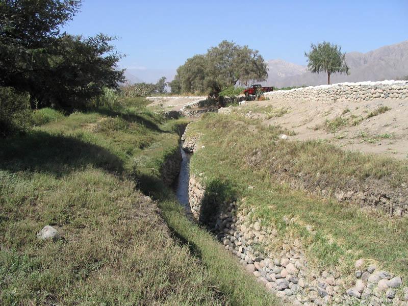 Arquitectura_Acueductos-de Nazca_vista zona superficial