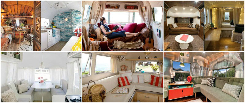 arquitectura, design, interior, Tiny Heirloom, caravanas, custom
