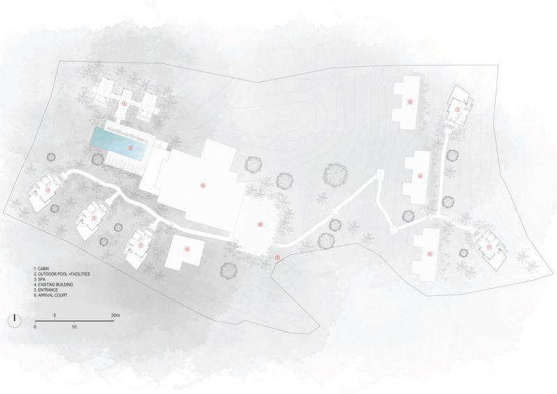 arquitectura_cardamom club_plano resort
