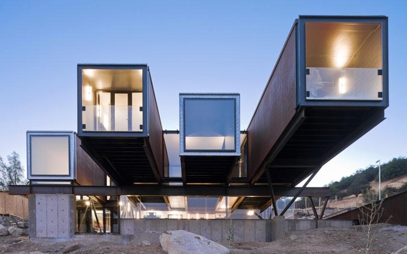 arquitectura, diseño, Container Architecture, cursos formación, viviendas contenedor