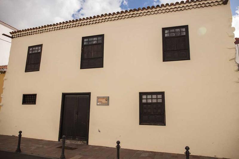 La casa de colon la gomera arquitectura - Escuela superior de arquitectura de san sebastian ...