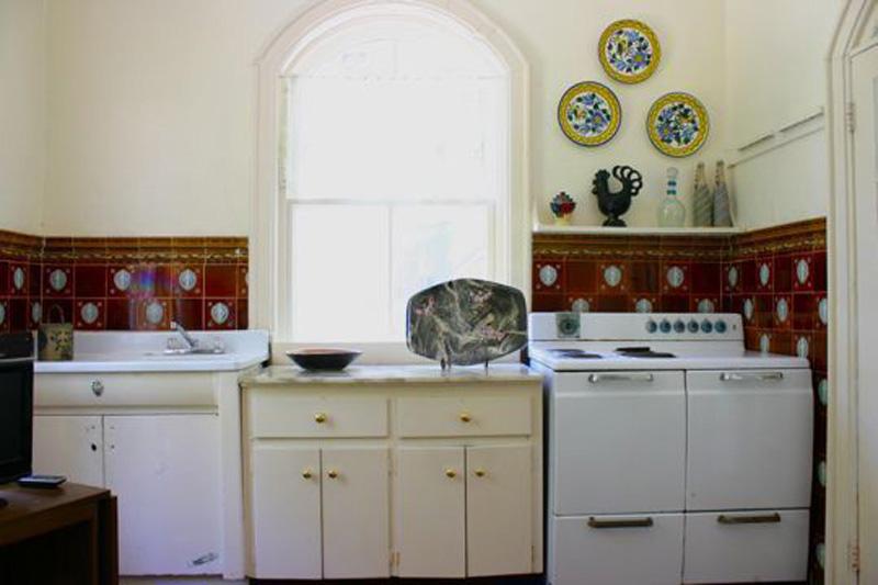 Arquitectura_casa E Hemingway_ cocina