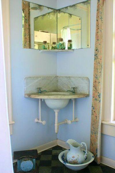 Arquitectura_casa E Hemingway_ baño