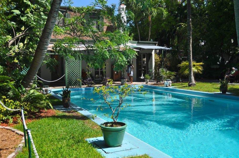 Arquitectura_casa E Hemingway_ piscina