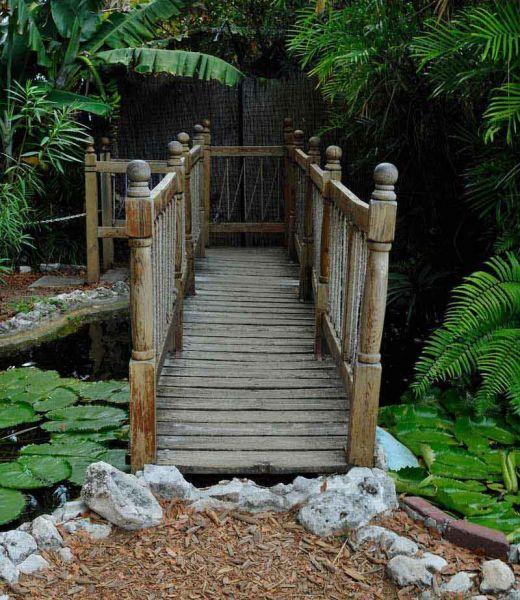 Arquitectura_casa E Hemingway_ acceso puente