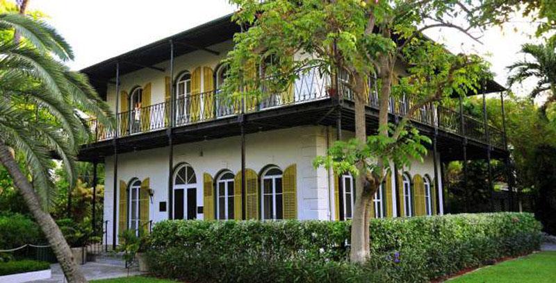 Arquitectura_casa E Hemingway_vista alzado