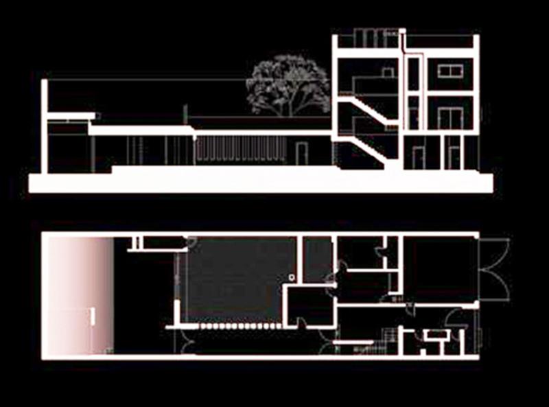arquitectura barragán secciones
