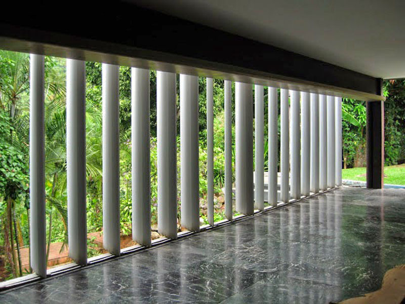 arquitectura_casa-gonzalez-gorrondona_ vista de las lamas