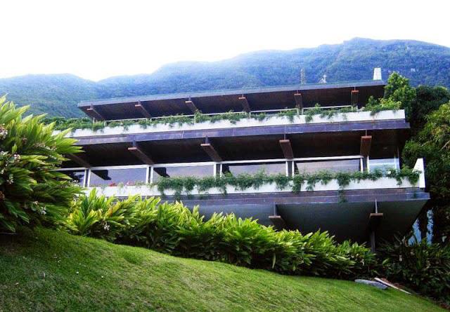 arquitectura_casa-gonzalez-gorrondona_ vista de facha