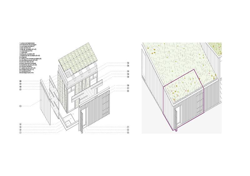 Arquitectura_Casa_AA _ detalle constructivo
