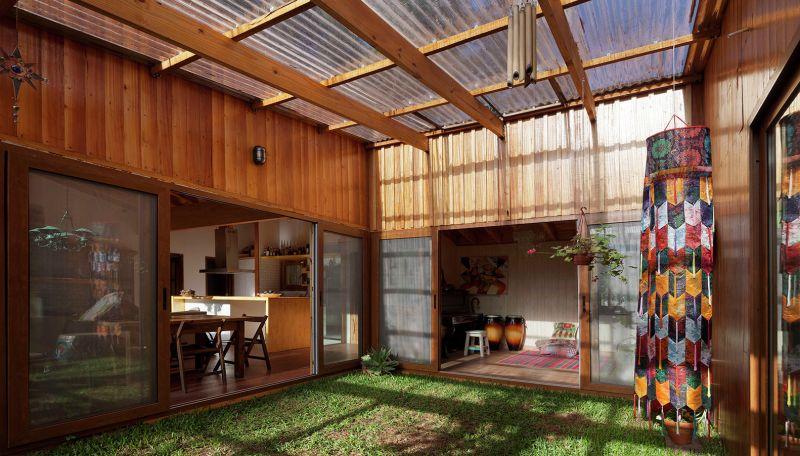 Arquitectura_Casa_AA _ vista interior invernadero